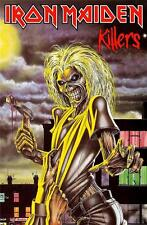 IRON MAIDEN FLAGGE FAHNE POSTERFLAGGE KILLERS #2