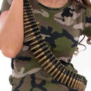 Dress-up Army Bullet Belt