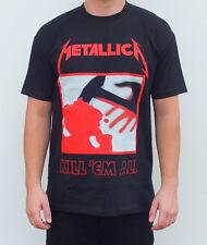 RGM835 Metallica Kill Em All Camiseta Talla Grande
