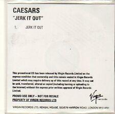 (EQ739) Caesars, Jerk It Out - 2003 DJ CD
