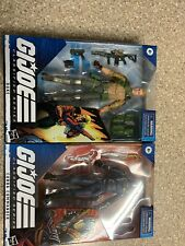 g.i. joe classified Series Duke and Cobra Commander (2 Figs For The Price Of 1)