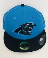 NFL New Era Carolina Panthers Football Cap Size 7