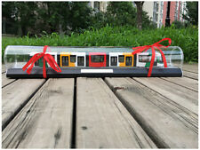 Subway model Beijing static model train (L)