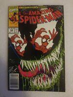 Marvel Comics Amazing Spider-Man #346 Erik Larsen art! Venom Appearance VF