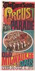 1971 Old Milwaukee Days Schlitz Circus Parade  Brochure