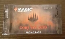 HASBRO MTG MAGIC THE GATHERING CORE SET 2020 PROMO PACK /  SDCC 2019