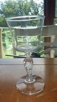 Eagle Stem Wine Glass Liberty Bell by LIBBEY GLASS COMPANY 1 Eagle stem glass