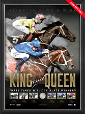 King and Queen Winx and Kingston Town Sportsprint
