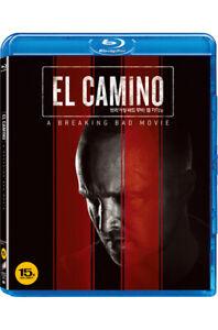 El Camino: A Breaking Bad Movie Blu-ray