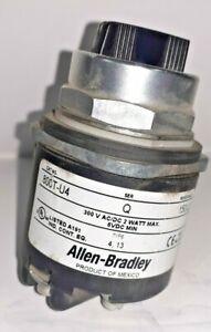 ALLEN BRADLEY SWITCH 800T-U4