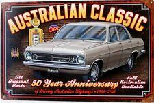 HOLDEN HR AUSTRALIAN CLASSIC.50YEARS ANNIVERSARY 1966- 2016 GOLDEN FLEECE GARAGE