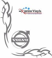 VOLVO truck stickers x 2 razor new style decal FM FH16 FE FMX