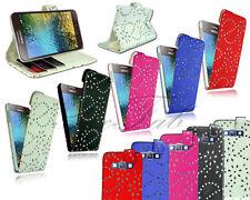 Fundas Para Samsung Galaxy A3 de piel sintética para teléfonos móviles y PDAs