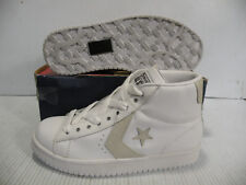 CONVERSE DR. J CLASSIC HI SNEAKERS MEN SHOES WHITE/RED 1G586 SIZE 6.5 NEW