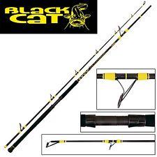 Black Cat Passion Pro DX Spin 2,70m 60-200g Wels Spinnrute, Wallerrute fürs Boot