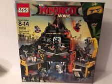 LEGO 70631 The Ninjago Garmadon Volcano Lair New Sealed