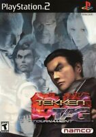 Tekken Tag Tournament Greatest Hits - Playstation 2 Game Complete