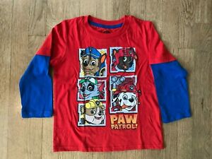 Nickelodeon All Paws on Deck Toddler Boy Long Sleeve T-Shirt