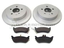 MERCEDES ML320 W163 3.2 Brake Pad Fitting Kit Front 0041228000 A0041228000 New