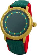 Armbanduhr mit Magnetpunkt und freilaufender Kugel sehr rar unisex women's watch