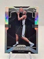 2019-20 Panini Silver Prizm #273 Keldon Johnson Spurs RC Rookie B14