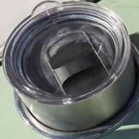 Rambler 20oz Tumbler Magnetic MAGSLIDER Lid For YETI Spills Proof Smooth Open