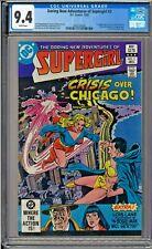 Daring New Adventures of Supergirl #2 CGC 9.4 White 1st app Decay Lois Lane