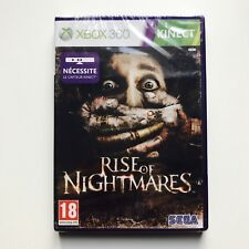Rise of Nightmares - Jeu XBOX 360 - Neuf sous blister - PAL FR
