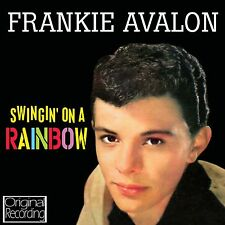 Frankie Avalon Swingin' On A Rainbow (New CD 2012) Original Recordings