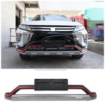 1 pair Car Bumper Carbon Fibre Protector Corner Guard Rubber Sticker RF