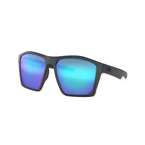 Oakley - Targetline Aero Sonnenbrille - Matt Schwarz / Prisma Saphir