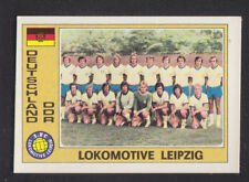 Panini - Euro Football 76/77 - # 59 Lokomotive Leipzig - Deutschland-DDR