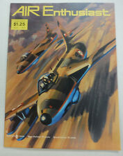 Air Enthusiast Magazine Winged Springbok & Sheep Five Legs March 1973 050415R