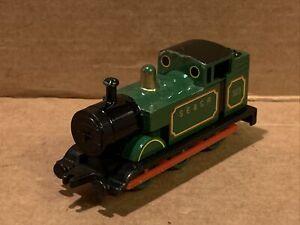 SE & CR #323 Bluebell Engine, 1985 - ERTL Diecast Thomas & Friends HTF Vintage