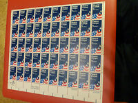 United States Scott 1447, the Peace Corps 8 cent Sheet of 50 Mint