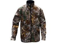 Realtree Xtra Softshell Jacket, XL waterproof great jacket