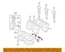73705-30030 Toyota Bracket sub-assy, child restraint seat anchor, rh 7370530030,