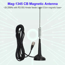 27MHz CB Radio Antenna Fit for ANYTONE AT-6666 AT-5555N CB-40M CB Walkie Talkie
