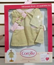 """Corolle Mon Premier , 12"""" Dress Sparkling Clouds New in Package"""