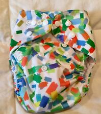 Cloth Diaper Reusable Washable Insert Color Swatches