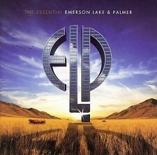 Audio CD: Essential Emerson Lake & Palmer, Emerson Lake & Palmer. Very Good Cond