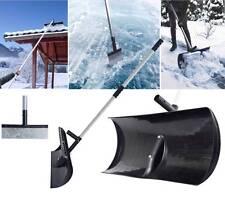 Schneeschaufel Schneeschieber Schneeroller Eispickel Alu Kunststoff Teleskop