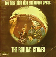 THE ROLLING STONES-BIG THIS HIGH TIDE AND GREEN GRASS LP VINILO 1966 SPAIN