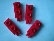 LEGO Part 4587 red horse hitchings avec charnière X 3 TOTAL