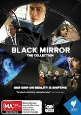 Black Mirror : Series 1 + 2 (DVD, 2013, 2-Disc Set) BRAND NEW SEALED