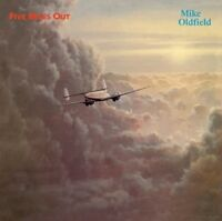 MIKE OLDFIELD - FIVE MILES OUT  VINYL LP  ROCK & POP  NEW+