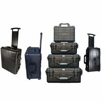 (ab 39,99 €/St) Wasserdichte Foto Kamera Koffer PROTEKTOR von albu Cases&Bags