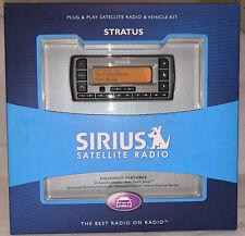 Sirius Sv3-Tk1B Car Satellite Radio Receiver, Mount, Vehicle Kit, New