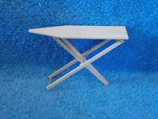 New Miniature Doll House Wood Ironing Board