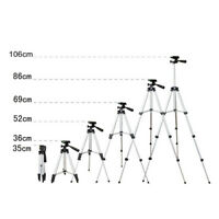 Adjustable Professional Portable Tripod Ball Head for Canon Nikon Camera DSLR DV